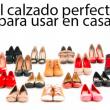 El calzado perfecto para usar en casa